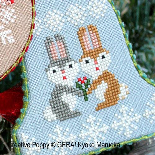 Christmas Cross Stitch Ornament Patterns