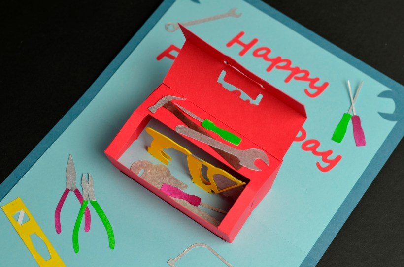 How To Make A Pop Up Card For Father S Birthday Cardss