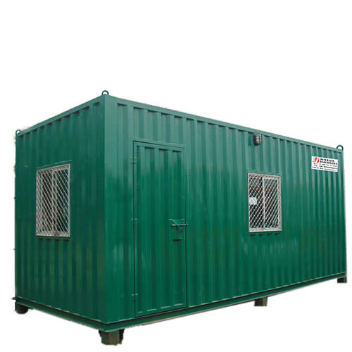 PORTABLE CONTAINER CABINS 5