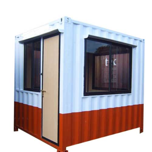 PORTABLE TOLL BOOTHS 11