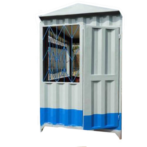 PORTABLE TOLL BOOTHS 4