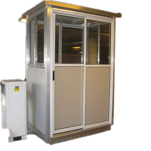PORTABLE TOLL BOOTHS 5
