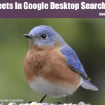 How Tweets In Google Desktop Searches Rank