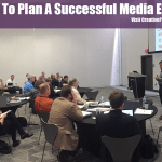 How To Plan For & Host A Successful Media Event