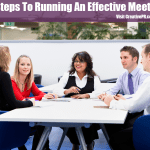 5 Steps To Running An Effective Meeting