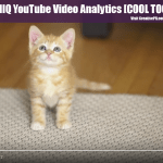 vidIQ YouTube Video Analytics Chrome Extension [COOL TOOL]