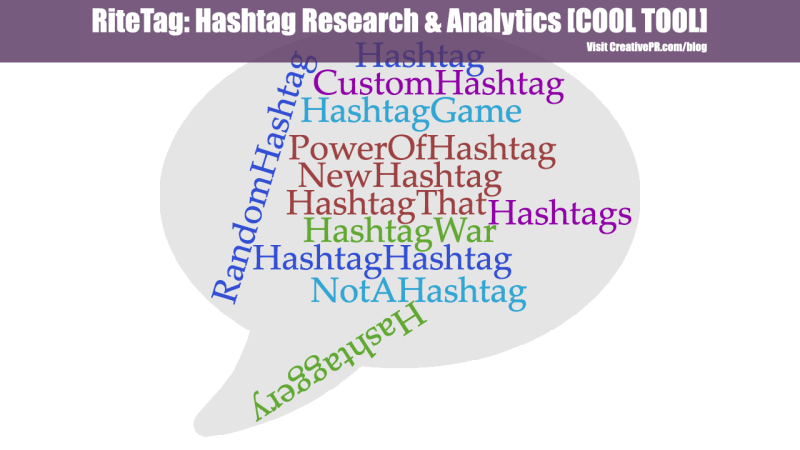 RiteTag - Hashtag Research & Analytics