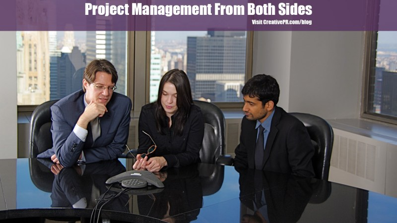 Both Sides Of Project Management