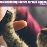 4 Cause Marketing Tactics for B2B Companies