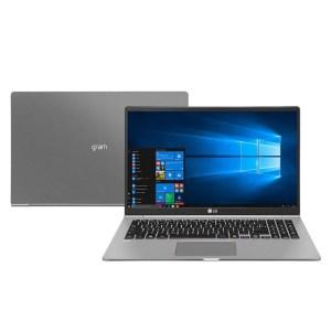 """Notebook Lg Gram 15,6"""" Windows 10 Home Com Intel Core I7 8ª Geração 8"""