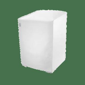 Capa Branca para Lavadora Electrolux Tamanho G