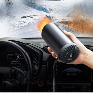Car Heater Vehicle Heating Cooling Fan Portable Defrosting and Defogging Small Electrical Appliance Fun