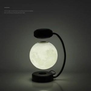 Creative Magnetic Suspension LED Bulb Table Light