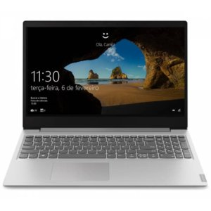Notebook Lenovo Core I3- 4gb 1tb Tela 15.6 Windows 10 Ideapad S145 Pr