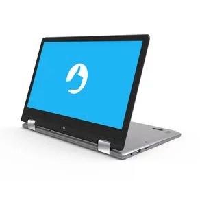 "Notebook 2 em 1 Positivo DUO C4128A Intel® Celeron® Dual-Core™ Windows 10 Home Full HD 11.6"" Touchscreen - Cinza"