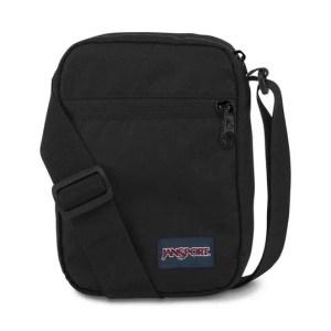 Bolsa Transversal JanSport Weekender - Black