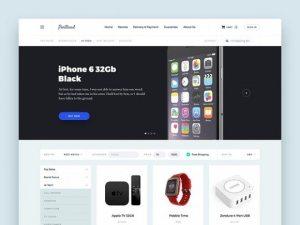 Creative Portland: Free UI kit based on Bootstrap