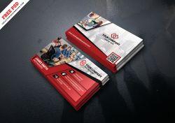 Creative Corporate Business Card Free PSD