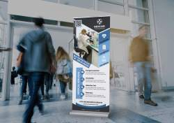 Medical Services Rollup Banner PSD - Healthcare Banner