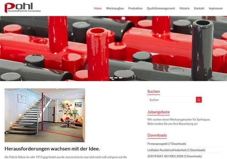 Pohl Technik und Formenbau GmbH