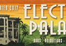 Des étudiants recouvrent les ascenseurs de leur école à l'occasion du festival Electric Palace