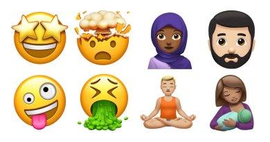 Apple annonce l'arrivée de nouveaux emojis !