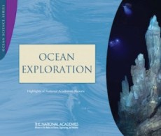 Ocean Exploration Booklet Cover