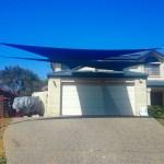 Driveway Shade Sails Brisbane Redcliffe North Lakes Sunshine Coast
