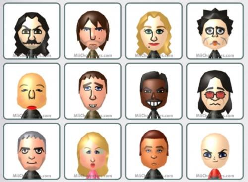 Mii Characters (Miicharacters.com) - MiiCharacters.com ...