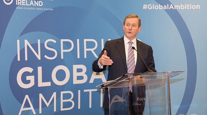 Irish Prime Minister – Enterprise Ireland