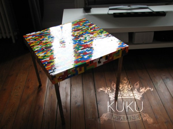 Lego Is Not Just Childs Play You Can Make Coffee Tables With Them  Gift Ideas  Creative Spotting