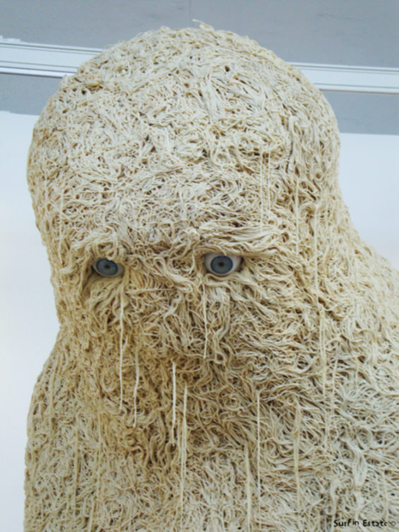 Le Solitaire The Spaghetti Monster Of Theo Mercier  Gift