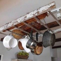 Mid Century Modern Living Room Armchair Interior Design Furniture Arrangement 14 Creative Ways To Upcycle Ladders   Gift Ideas ...