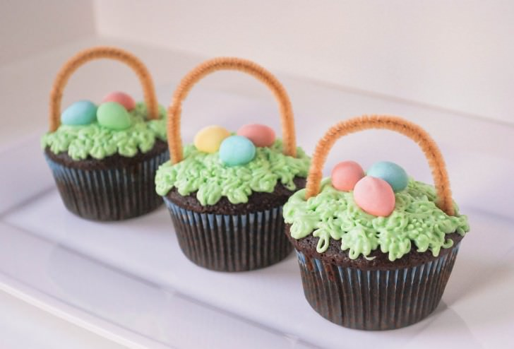 10 Amazing Easter Cupcakes Creative Ideas  Gift Ideas  Creative Spotting