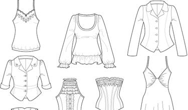 Using Adobe Illustrator For Fashion Design: How To Draw
