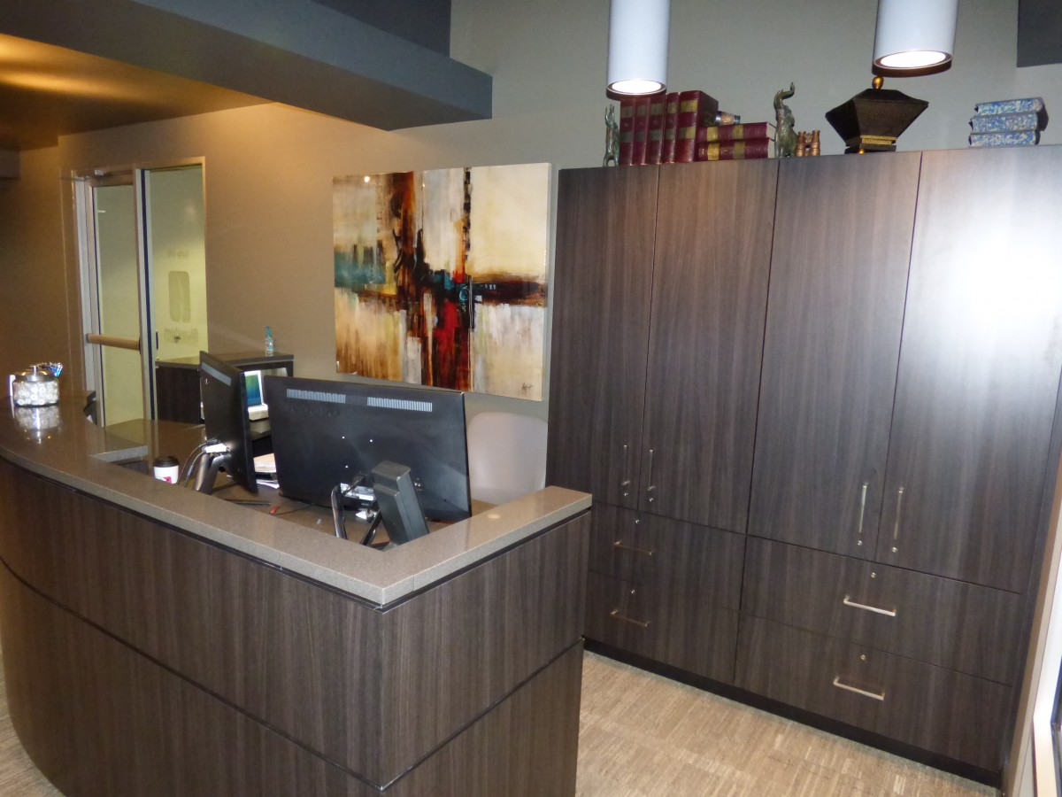 HighEnd Commercial Cabinets  Creative Surfaces Sioux