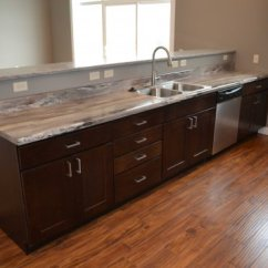 Installing Kitchen Countertop Tall Square Table Residential Countertops - Dakota Lofts, Sioux Falls Sd