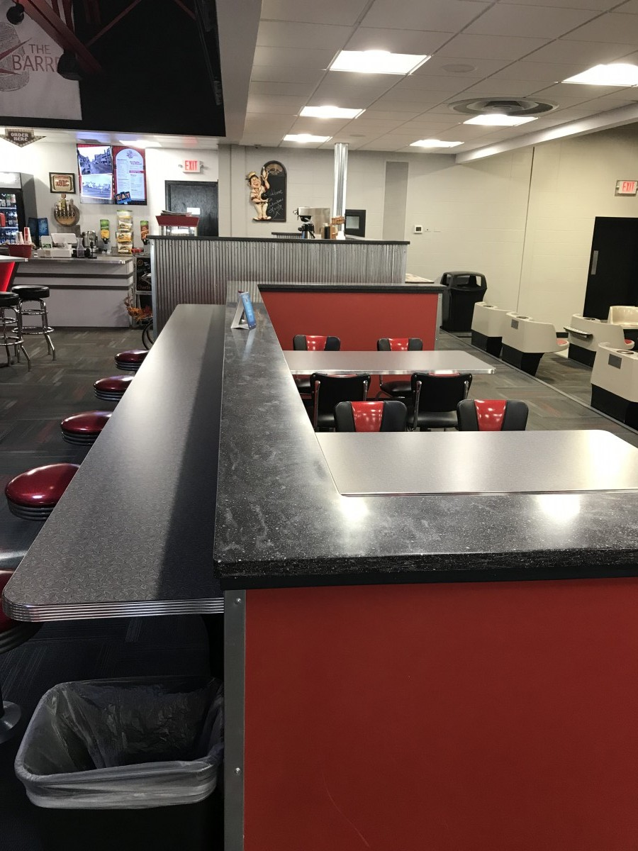Custom Commercial Cabinetry  Creative Surfaces Inc