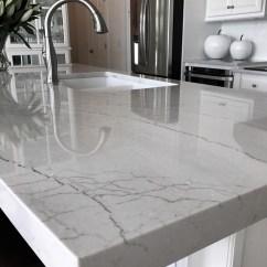 Laminate Tile Flooring Kitchen Bosch Package Cambria Ella Countertops - Stone Center, Sioux Falls