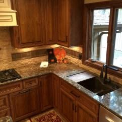 Kitchen Island Countertops No Touch Faucet Cambria Quartz Designs - Creative Surfaces Blog