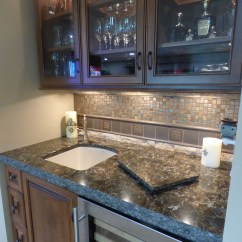 Kitchen Backsplash Tile Designs Black Cart Cambria Quartz - Creative Surfaces Blog