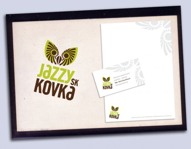 jazzykovka logo by dunbie e1366525987274 35 Owl Logo designs For Your Inspiration