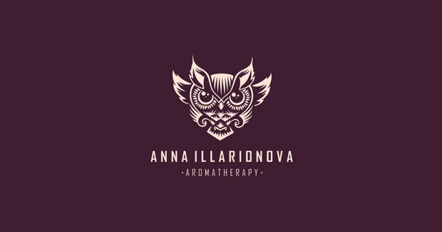 owl logo 1 35 Owl Logo designs For Your Inspiration