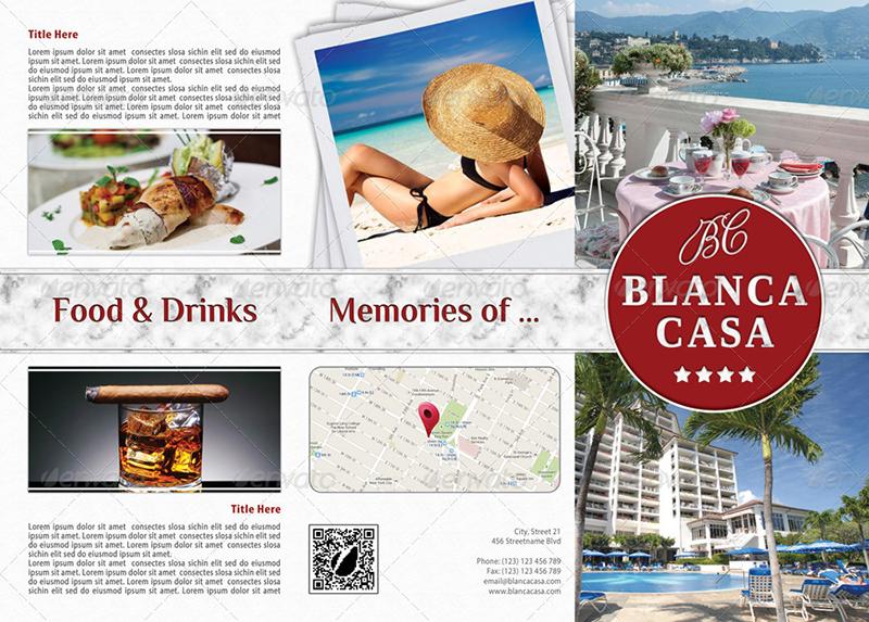 Restaurant Brochure Designs Templates Examples