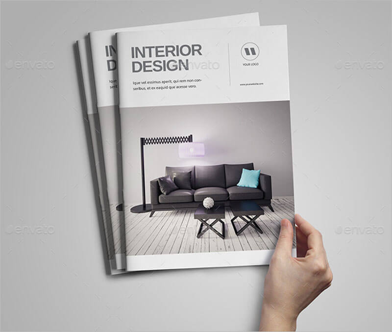 21 Interior & Exterior Brochure Templates & Themes