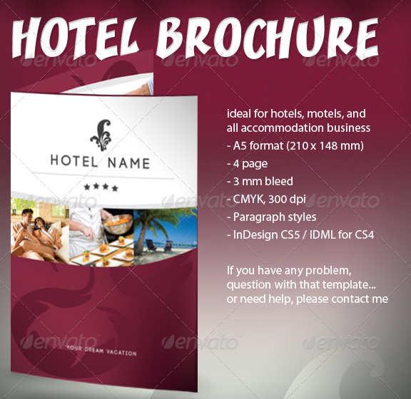15 Hotel Brochure Templates Free & Premium Templates