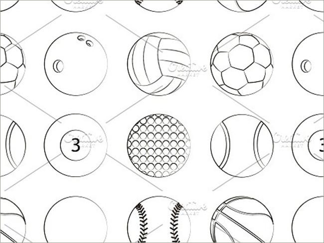 23+ Best Baseball Patterns Free Photoshop Designs