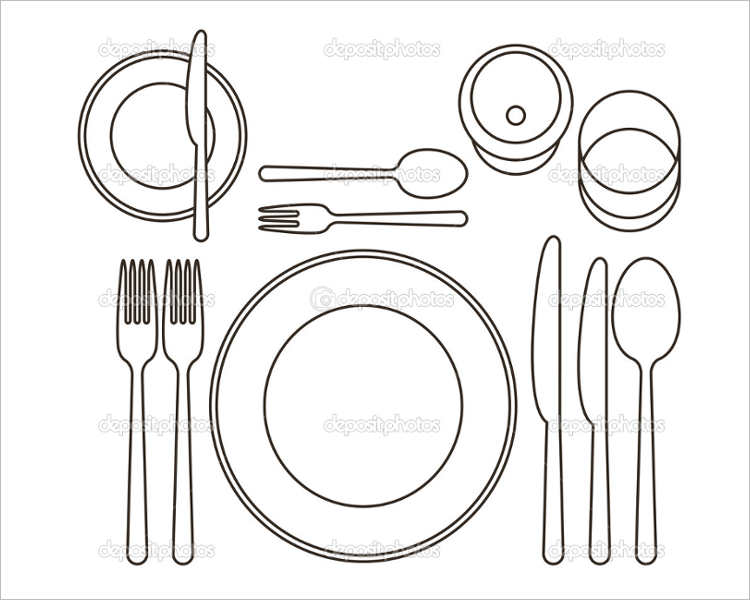 20+ Place Setting Templates Free Word Design Ideas