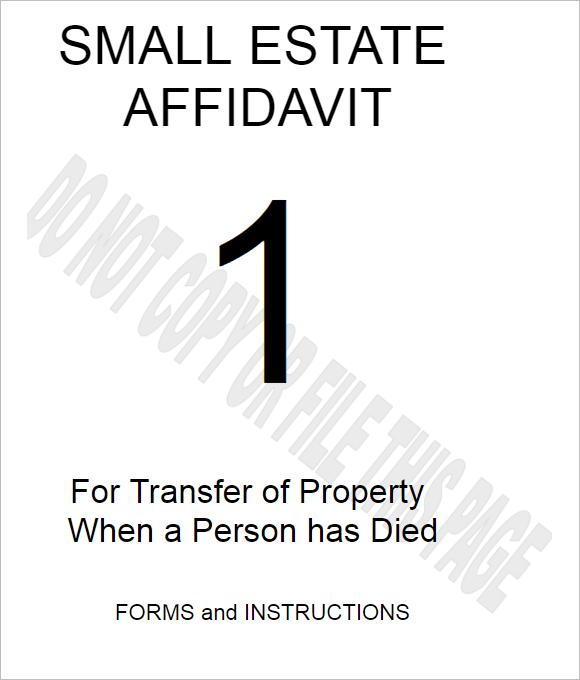 77+ Affidavit Form Templates Free PDF, Word Examples