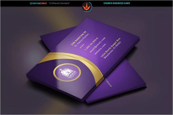 31 Church Business Card Templates Free PSD Design Ideas